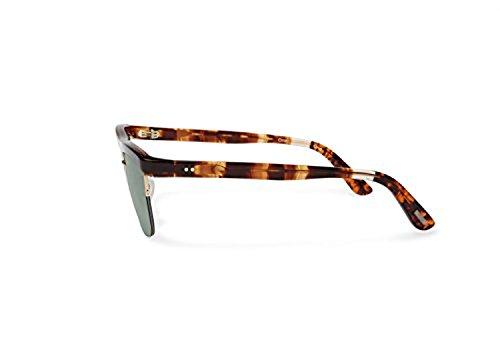 TOMS Sunglasses Locke (Amber Ale/Copper Mirror, one Size)