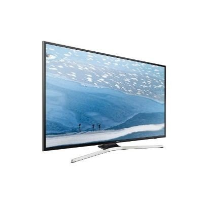 Abbildung Samsung UE50KU6099 125 cm (50 Zoll) Fernseher (4K Ultra HD, HDR, Triple-Tuner, 1300 PQI, Smart TV, WLAN, Quad Core)