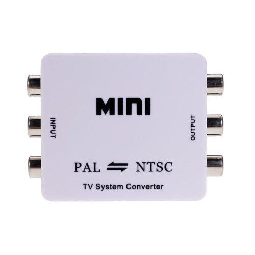 Shopready HDV-M616 MINI TV System Video Converter (AV PAL zu NTSC oder NTSC zu PAL) Hdv-konverter