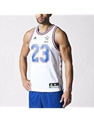 Basketball Trikot NBA All Stars Lebron James 2015 Adidas (3XLT)