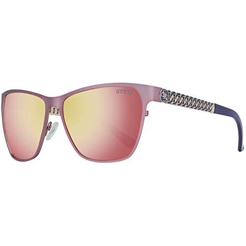 Guess Damen GU7403-5882C Sonnenbrille, Violett (Morado), 58
