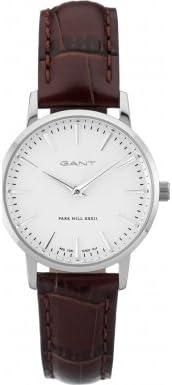Gant W1140, Reloj analógico de cuarzo para mujer,  correa de piel