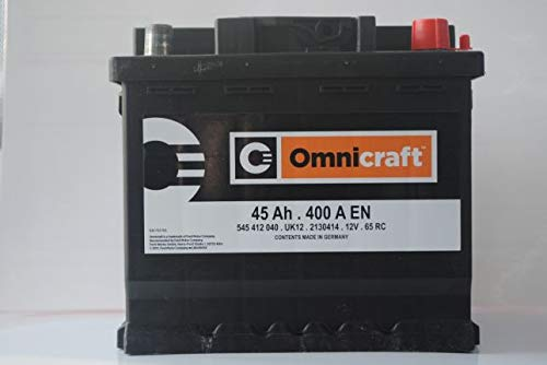 Batteria Auto 45ah Omnicraft
