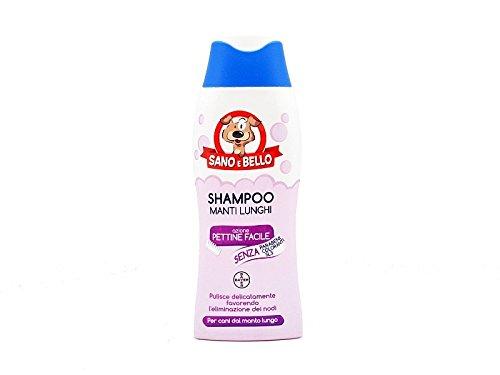 Bayer Shampoo cani speciale manti lunghi