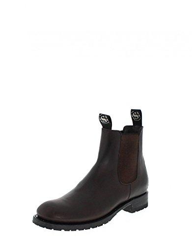 Sendra Boots5595 - Stivali Chelsea Unisex – adulto Marrone