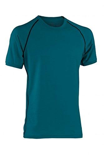Engel Sports Herren Shirt kurzarm, GOTS - Regular Fit - Hydro L