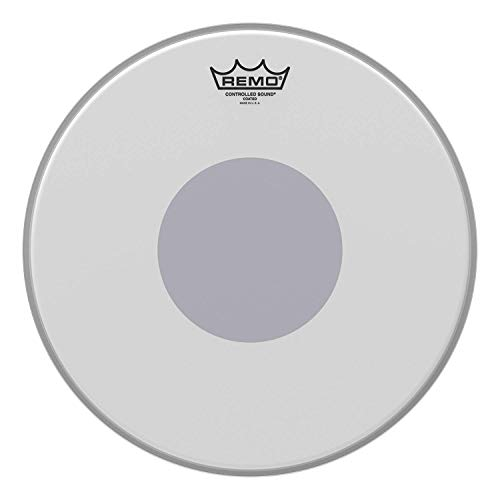 Parche caja percusion Remo CS-0114-10 rugoso punto