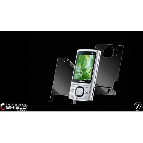Zagg invisibleSHIELD - Lámina protectora para Nokia 6700 Slide (pantalla)