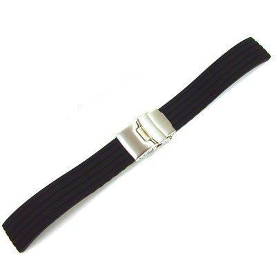 WCC streifen-ad-18-schwarz–Uhr