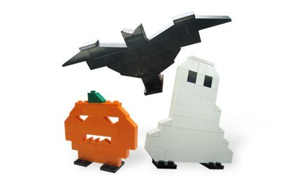 LEGO 40020 Halloween Set (Lego Halloween set) (japan - Halloween Fighters Lego Monster