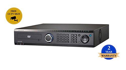 SS287 - SAMSUNG SVR-1660C 16-Kanal-DVR mit 480fps CIF RESOLUTION 500GB HD CCTV MPEG-4 Digital Video Recorder Mpeg-video-recorder