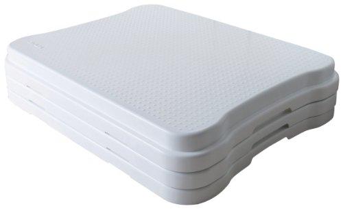 Nuvo Stufe für Badewanne und Haushalt (höhenverstellbar) (Sicherheits-badewannen-trittstufen)
