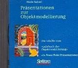 Pr�sentationen zur Objektmodellierung. CD- ROM f�r Windows 95/98/ NT. Die Inhalte vom Lehrbuch als Powerpoint-Pr�sentationen. Bild