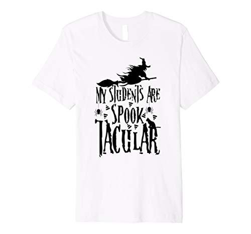 (Funny Schule Lehrer Hexe Halloween T-Shirt)