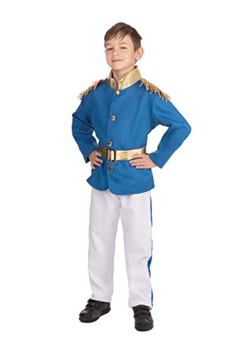 Kostüm Kleinkind Kind Soldat Spielzeug & - Bristol Novelty CC992Prince Kostüm, Klein, Weiß