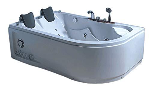 Vasca Da Bagno Angolare Piccola : Vasca da bagno angolare un tocco di stile per ogni bagno [foto