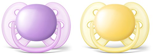 Philips AVENT SCF211/22 - Chupete Ultra soft pacifier