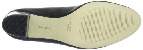 Rockport K73779, Scarpe col tacco donna Nero (Schwarz (Schwarz))