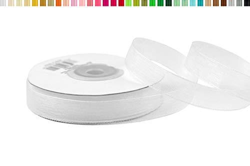 nd 12mm x 25m Weiß ()