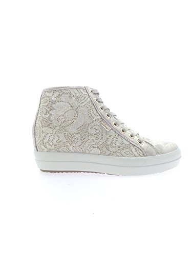IGI&CO 78352 Sneakers Donna Taupe