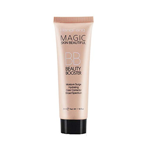 DEELIN Liquid Foundation Concealer Fleckenbalsam BB Gesicht Makeup Light Dark Makeup Tool (Loreal Creme Skin Whitening)