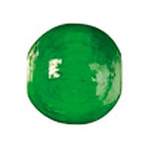 Gütermann / KnorrPrandell 6028446 - Bola de madera color verde perla de 8 mm, 85 piezas / bolsa Importado de Alemania