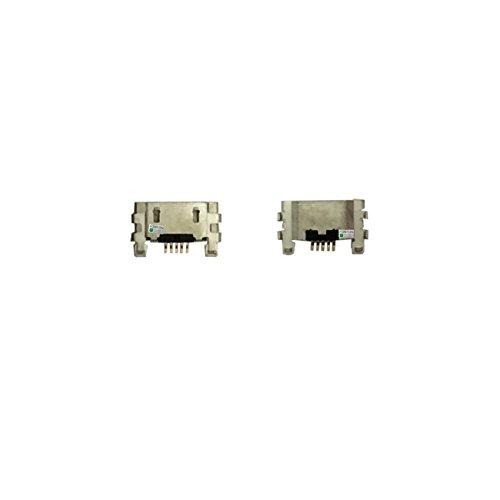 FONFON Prise de Charge Station d'accueil connecteur Femelle du connecteur USB Chargeur pour Sony Xperia Z Ultra XL39h