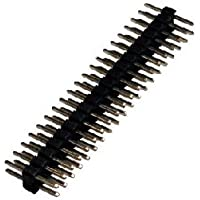 Aptii 40 pin IDE macho a macho cambiador de género para 8,89 cm cables.