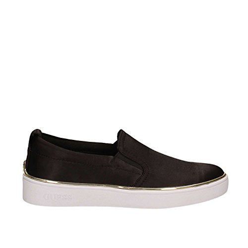Guess FLGLR1SAT12 Slip-on Donna Nero
