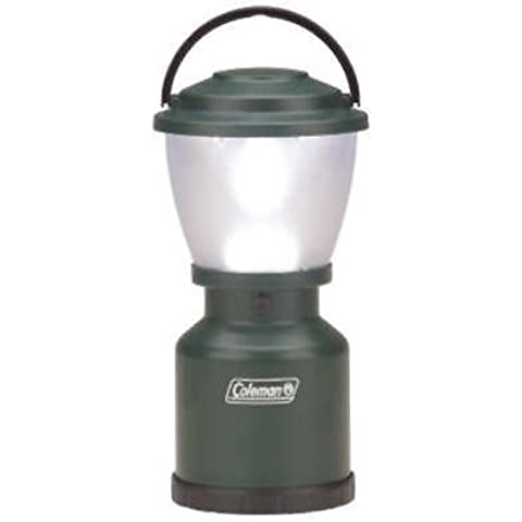 Coleman, 4D LED Camp Lantern, Has 5 Bright White LEDs 2000002594 by GJPart
