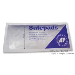 SAFEPAD SACHETS SPA010 By AF INTERNATIONAL