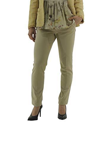 MaxMara weekend AUDREY pantalone donna-Beige-46 ae66925284