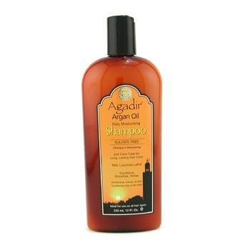 Agadir Argan Oil - Daily Moisturizing Shampoo (For All Hair Types) 355Ml/12Oz - Soins Des Cheveux