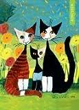 Katzen Adressbuch A7
