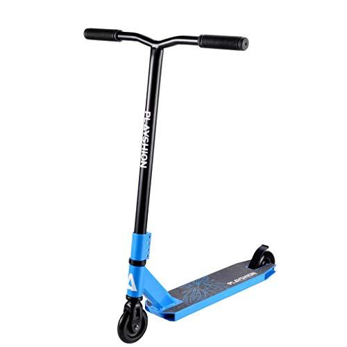 Tretroller Roller Pro Scooters - Stunt Scooter für Kinder ab 8 Jahren - Perfekt für Anfänger Jungen und Mädchen - Bester Trick Scooter für BMX Freestyle Tricks