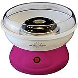 Gourmet Gadgetry Candy Floss Maker, Pink/White