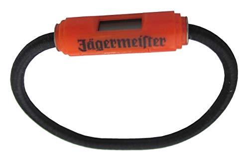 Jägermeister - Freundschaftsarmband mit Uhr