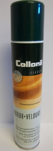 Collonil Nubuck velours spray Chaussures Soin 200 ml neutre
