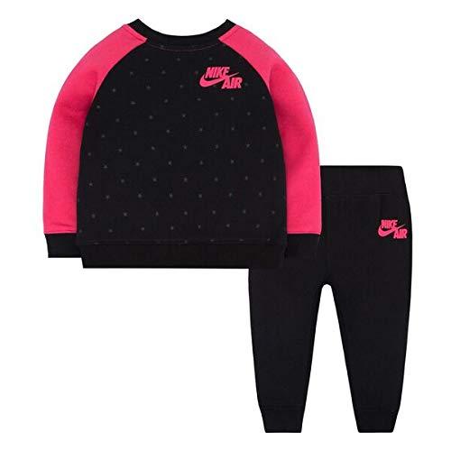 Nike 399s-023 Trainingsanzug für Babys, Baby - Jungen, 399S-023_XXS_Blanco, weiß, 18 Meses