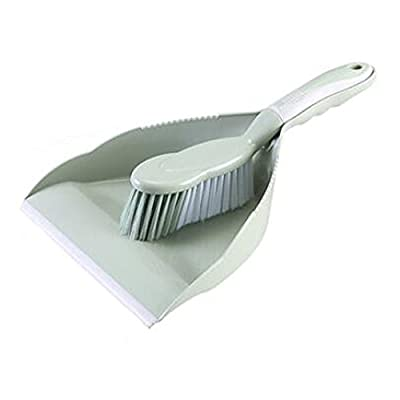 Alien Storehouse Creative Cleaning Tools Mini Besen und Kehrschaufel Kunststoff Griffe Sweep Sets, G1