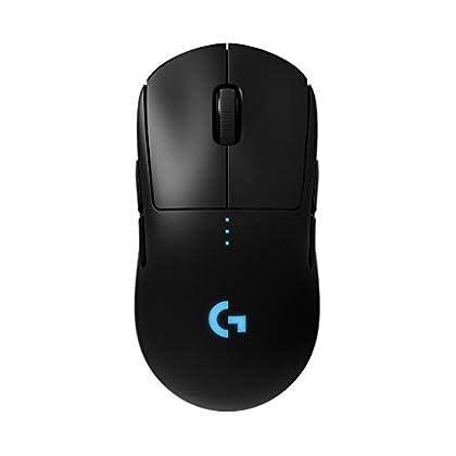 Logitech G PRO - Ratón para gaming Wireless con...