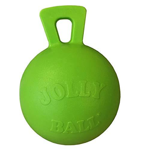 netproshop Pferde Spielzeug Jolly Duft-Spielball 25 cm Unverwüstlich, Auswahl:Gruen/Apfel -