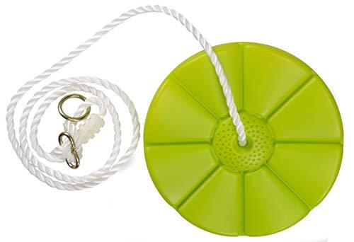Beluga Spielwaren 70407 - grüne Tellerschaukel