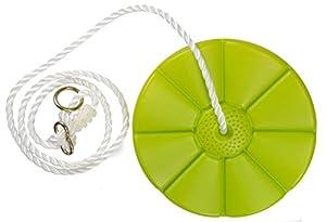 Beluga Spielwaren 70407 - Columpio de Plato, Color Verde
