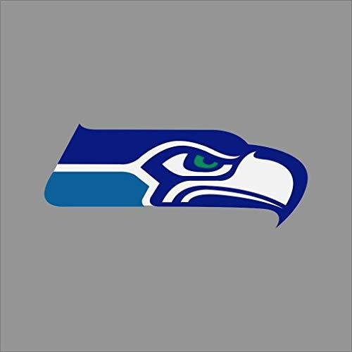 Wandaufkleber 3D Wandtattoo Seattle Seahawks Team Logo Vinyl Aufkleber Aufkleber Autofenster Wand