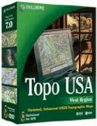 Topo USA 7.0 West Region Topo-mapping-software