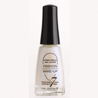 Fashion Make-Up FMU1400103 Vernis à Ongles Classic N°103 Pearly White 11 ml