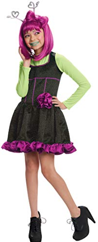 Novi Star Alie Lectric Girl Mädchen Kinder Fasching Karneval Kostüm Costume 104-116 (Böse Mädchen Maus Kostüm)