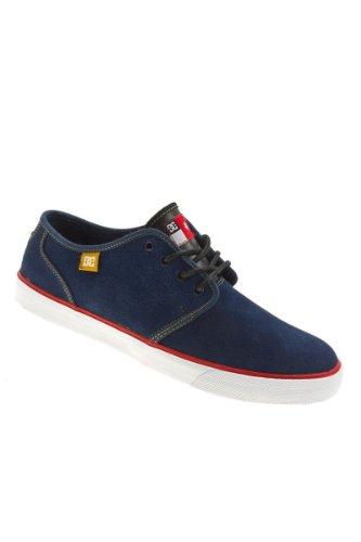 DC Shoes , Chaussures spécial skateboard pour garçon Navy/White