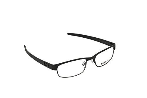 Ray-Ban Herren 0OX5038 Brillengestelle, Braun (Matte Black), 52 (Metal Plate Oakley)